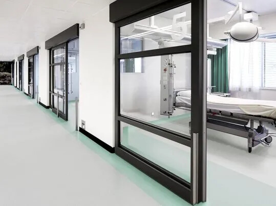 Sphera hospital vinyl flooring