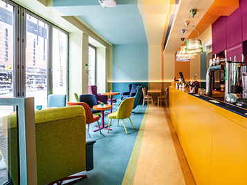 Cafe Szczecin Poland