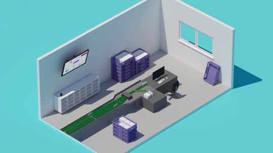 Ausschnitt Unternehmensfilm Forbo Movement Systems.