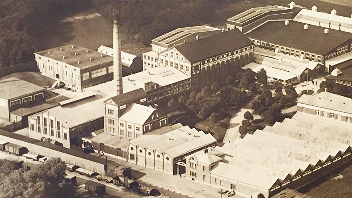 Gamla fabriken i Forshaga