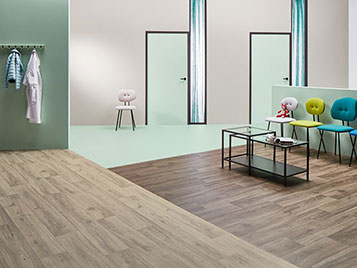 Revêtement de sol PVC en rouleau, PVC compact Eternal | Forbo Flooring Systems