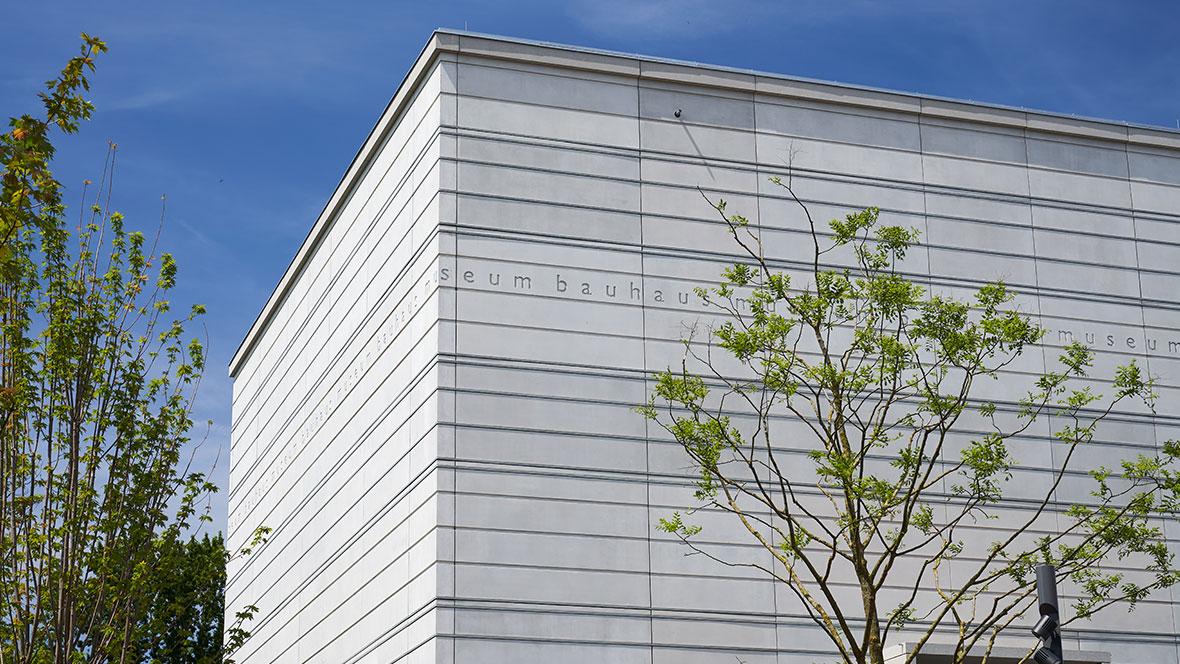Bauhaus Museum Weimar Außenansicht - Forbo Flooring
