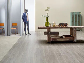 Revêtement de sol PVC en rouleau compact Eternal | Forbo Flooring Systems