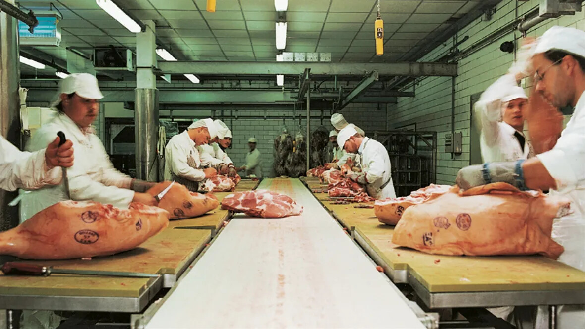 Meat, Poultry and Seafood Processing