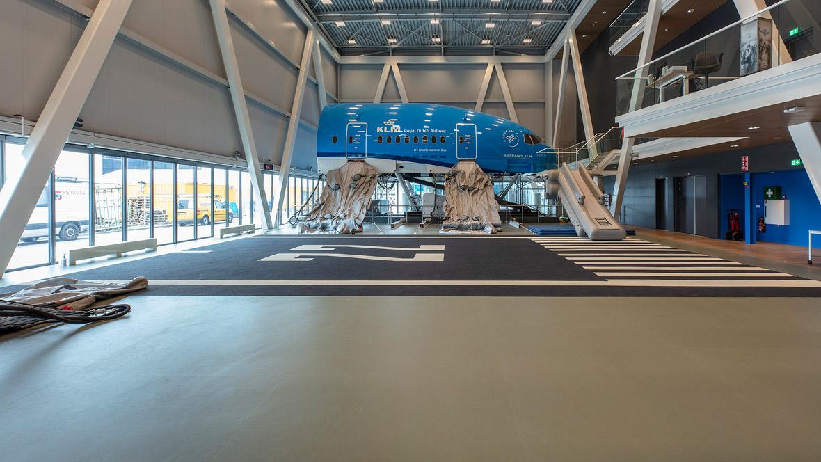 KLM Crew Training Center