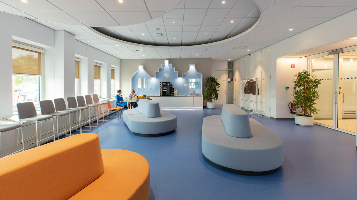 KLM Crew Training Center