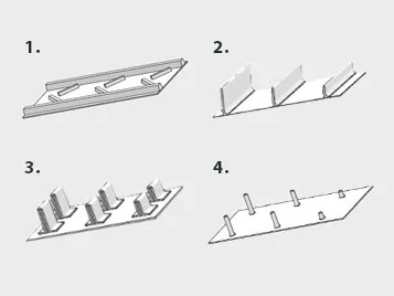 Profiles and rakes