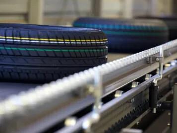 タイヤ産業