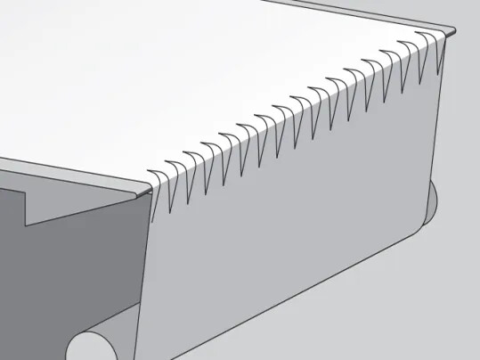 Knife Edge Belts 3