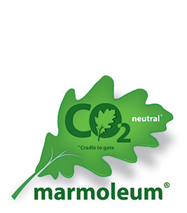 Marmoleum CO2 Neural logo