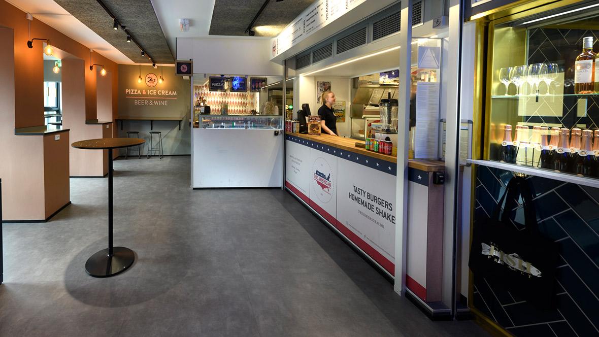 Boltens Food Court - Denmark
