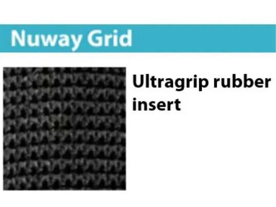 Tapis de propreté rigide Nuway grid - caoutchouc | Forbo Flooring Systems