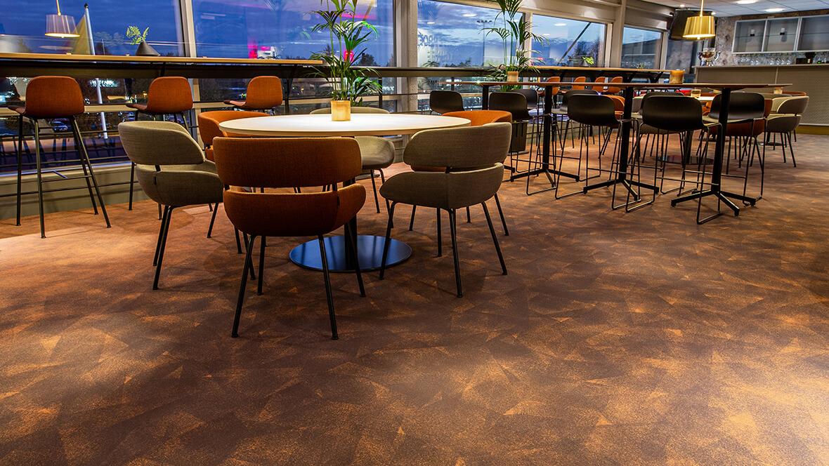 Coop Norrbotten Arena Flotex by Starck