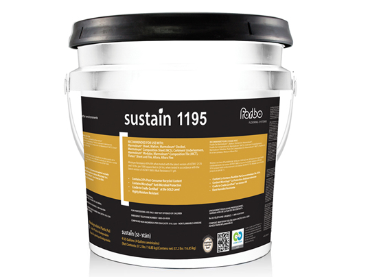 Sustain 1195 Adhesive 4-gallon