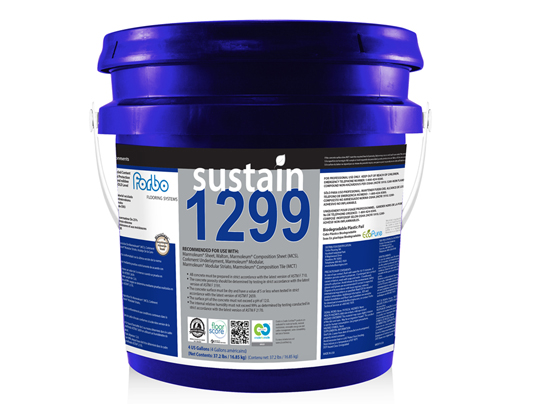 Sustain 1299 Adhesive 4-gallon