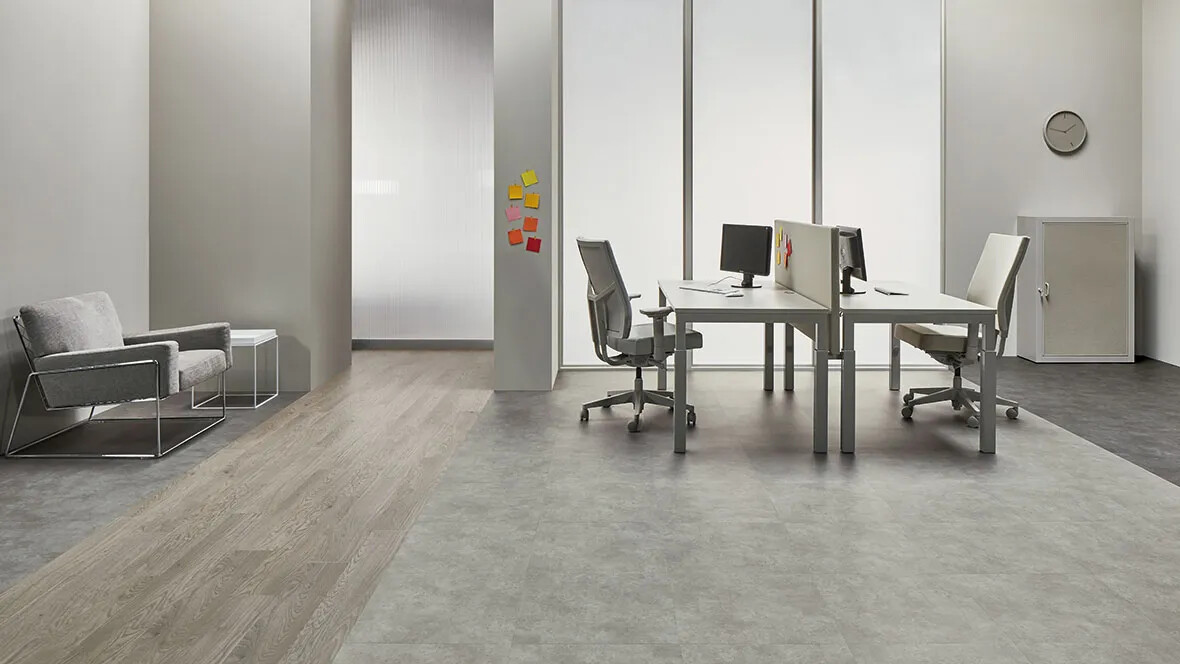 Allura 63496 grey waxed oak | 62523 grigio concrete | 62418 charcoal concrete