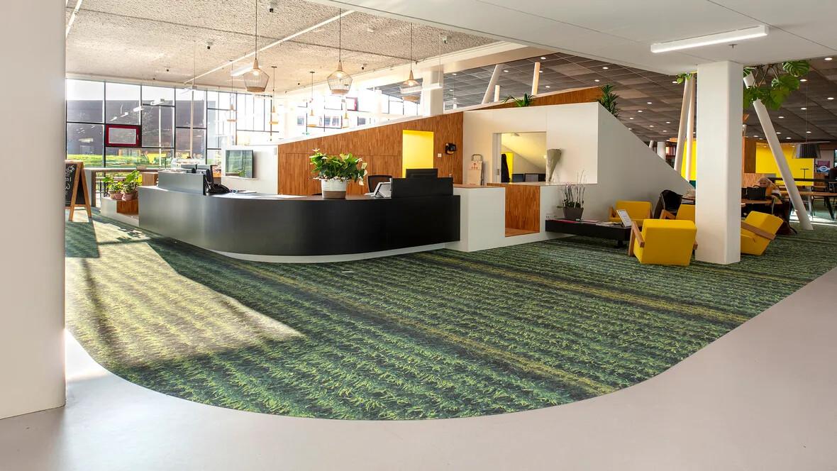 Revêtement de sol textile floqué | Forbo Flooring Systems
