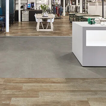 Revêtement de sol LVT à clipser | Forbo Flooring Systems