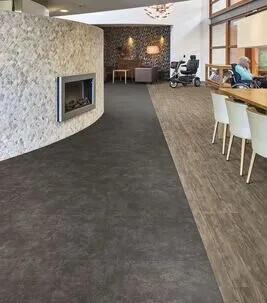 Revêtement LVT pour recouvrir sol amianté | Forbo Flooring Systems