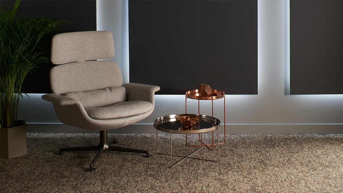 Tessera carpet tiles