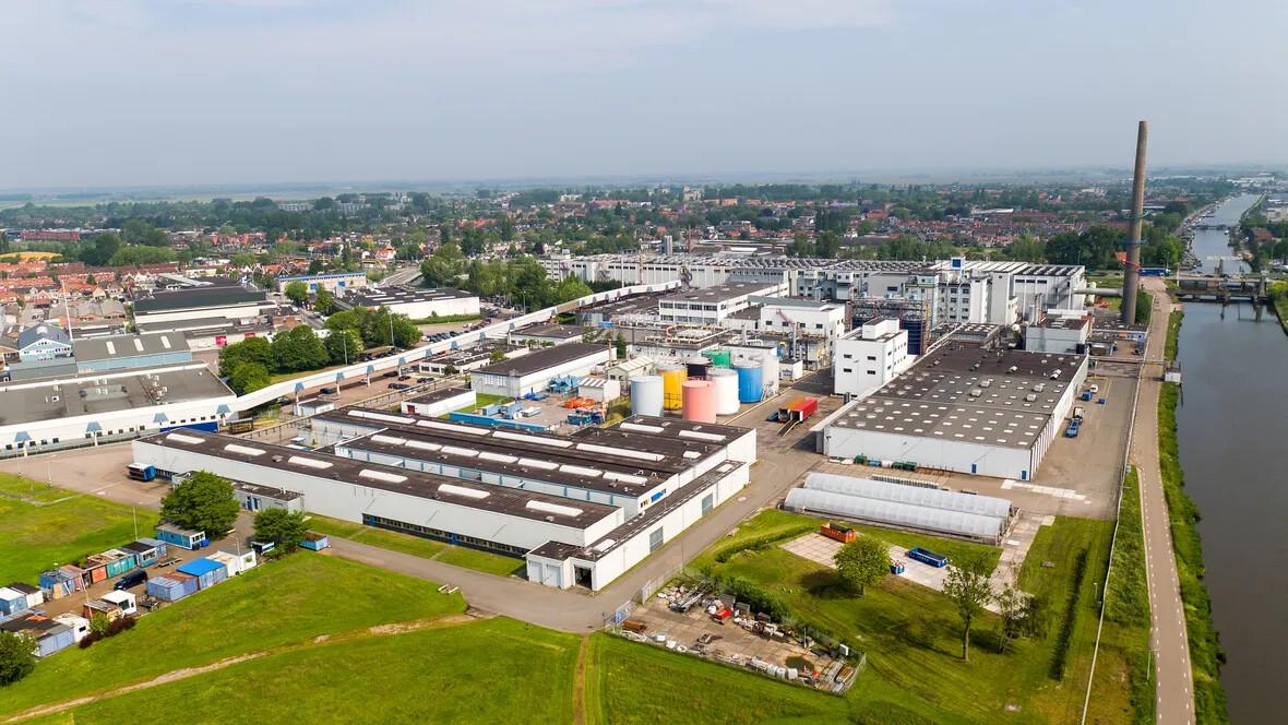 Assendelft factory