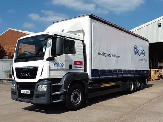 Revêtement de sol Transport, services et logistique | Forbo Flooring Systems