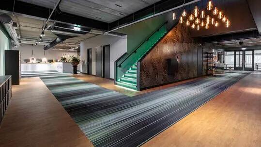 Revêtement de sol Réalisations chantier | Forbo Flooring Systems
