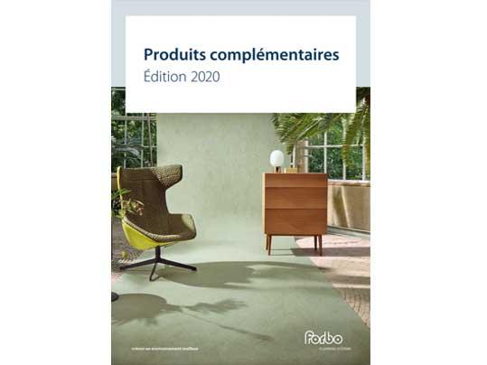 Revêtement de sol, catalogue Accessoires 2020 | Forbo Flooring Systems