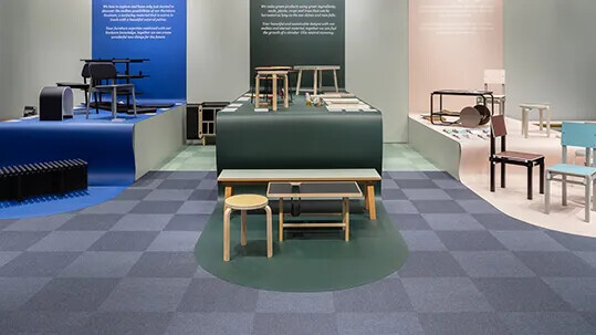 Forbo på Stockholm Furniture Fair 2020