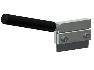 Hand-held Knife