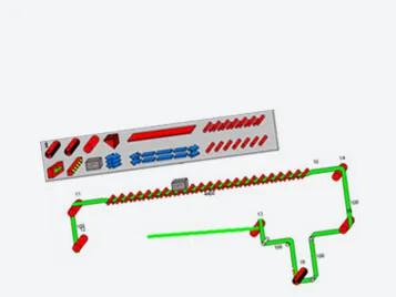 B_Rex | Gewebebasierte Transport- und Prozessbänder