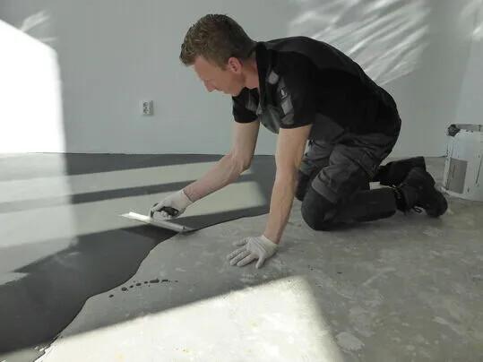 FloorColouring verwerking