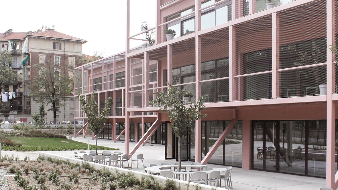 Secondary School Enrico Fermi - Italy