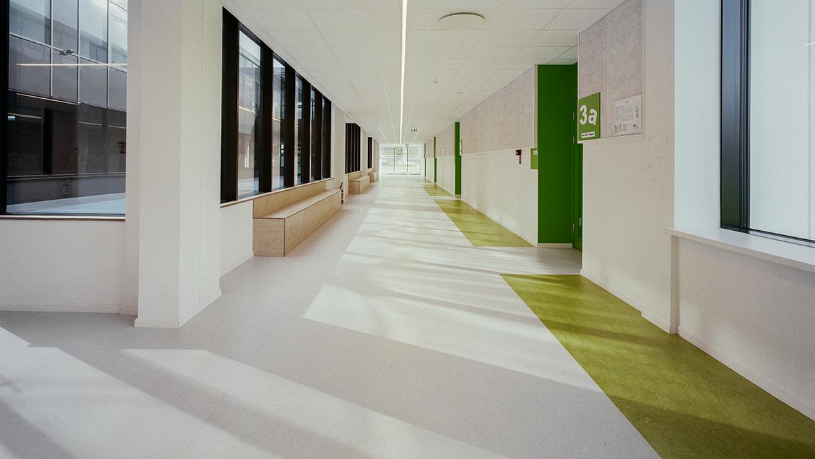 Ādažu primary school -Latvia