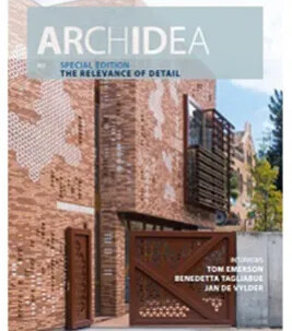 ArchIdea magazine