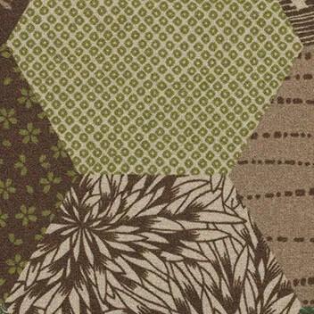 200001 kimono green