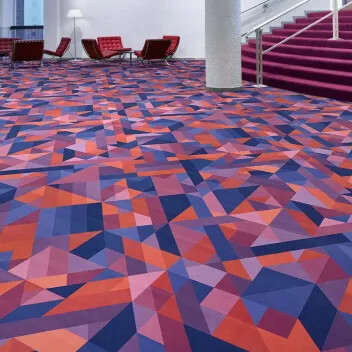Flotex custom flooring