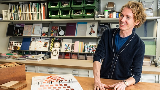 Thomas Eurlings Senior Designer Vinyl
