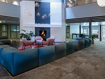 Djurönäset konferens lobby