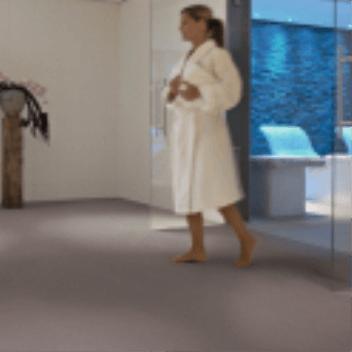 Revêtement de sol antidérapant PVC salle de bain | Forbo Flooring Systems