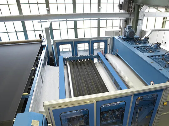 Nonwoven and Clothing Industry
