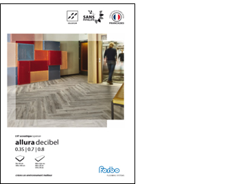 Allura Decibel 2020 Book | Forbo Flooring Systems