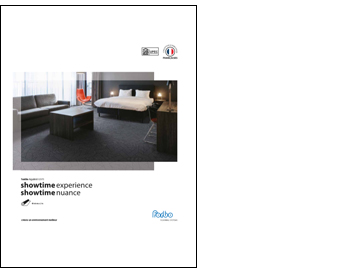 Showtime Nuance Expérience Book | Forbo Flooring Systems