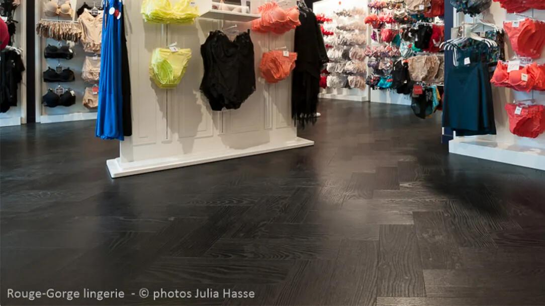 Revêtement de sol | Aménagement magasin | Forbo Flooring Systems