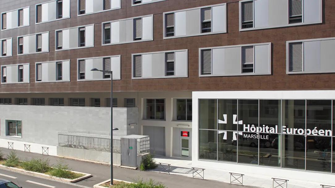 Revêtement de sol | Hôpital Europeen | Forbo Flooring Systems