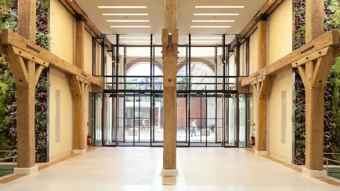 Revêtement de sol, Matériaux renouvelables   Forbo Flooring Systems