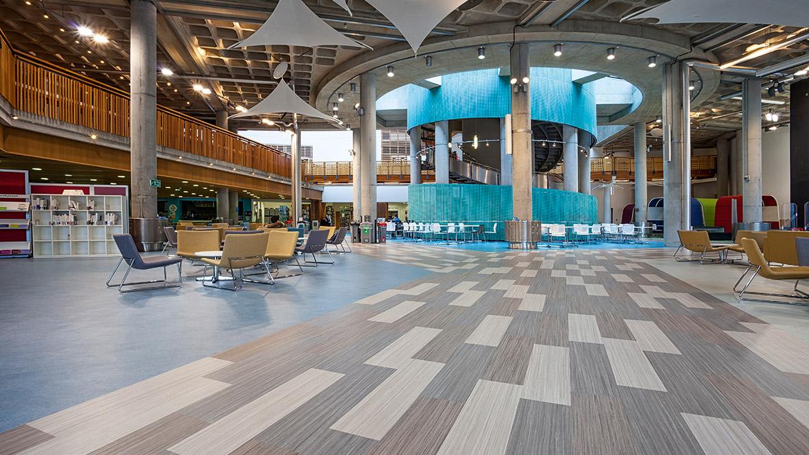 Glasgow Caledonian University Library