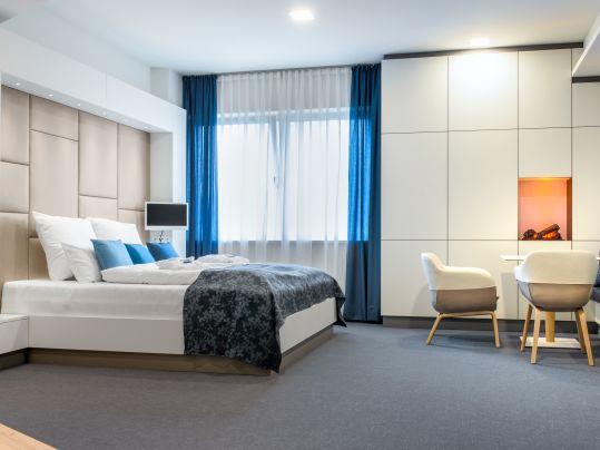 Barrierefreies-Hotelzimmer