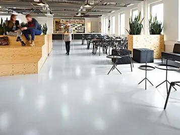 Revêtement de sol, PVC compact espaces sportifs | Forbo Flooring Systems