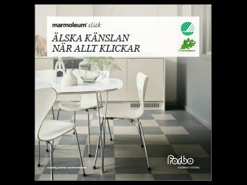 Marmoleum Click – Älska känslan när allt klickar SE 2020